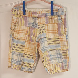 Crewcuts Patchwork Spring Shorts